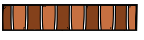 Stripe Banner_Brown